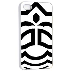 Seal Of Bandar Abbas Apple Iphone 4/4s Seamless Case (white)
