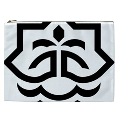 Seal Of Bandar Abbas Cosmetic Bag (xxl)