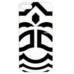 Seal Of Bandar Abbas Apple Iphone 5 Hardshell Case With Stand
