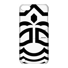 Seal Of Bandar Abbas Apple Ipod Touch 5 Hardshell Case With Stand