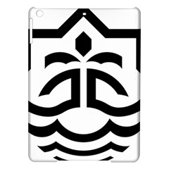 Seal Of Bandar Abbas Ipad Air Hardshell Cases
