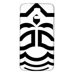 Seal Of Bandar Abbas Samsung Galaxy S5 Back Case (white)