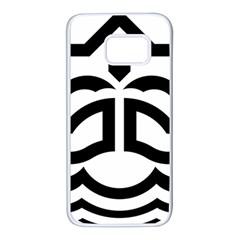 Seal Of Bandar Abbas Samsung Galaxy S7 White Seamless Case