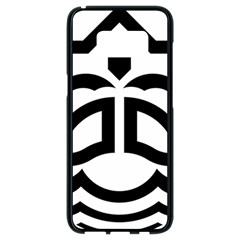 Seal Of Bandar Abbas Samsung Galaxy S8 Black Seamless Case