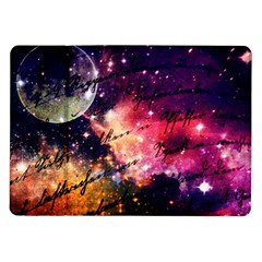Letter From Outer Space Samsung Galaxy Tab 10 1  P7500 Flip Case