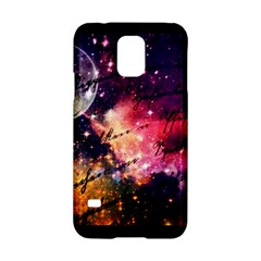 Letter From Outer Space Samsung Galaxy S5 Hardshell Case