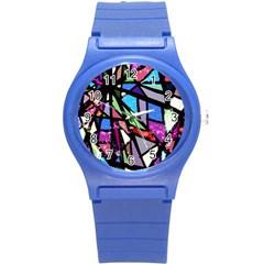 20170709 005216 Round Plastic Sport Watch (s)