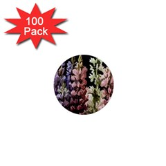 Flowers 1  Mini Magnets (100 Pack)