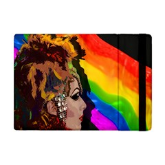 Transvestite Apple Ipad Mini Flip Case