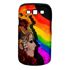 Transvestite Samsung Galaxy S Iii Classic Hardshell Case (pc+silicone)