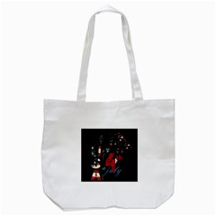 4th Of July Independence Day Tote Bag (white)
