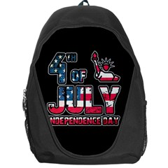 4th Of July Independence Day Backpack Bag