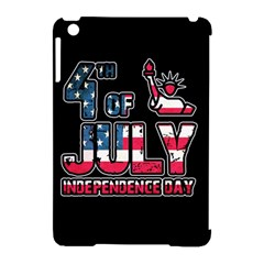 4th Of July Independence Day Apple Ipad Mini Hardshell Case (compatible With Smart Cover)