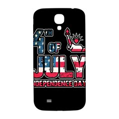 4th Of July Independence Day Samsung Galaxy S4 I9500/i9505  Hardshell Back Case
