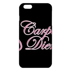 Carpe Diem  Iphone 6 Plus/6s Plus Tpu Case