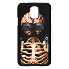 Do What Your Brain Says Samsung Galaxy S5 Case (black)