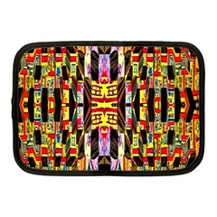 Three D Pie  Netbook Case (medium)