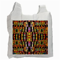 Three D Pie  Recycle Bag (two Side)
