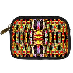 Three D Pie  Digital Camera Cases