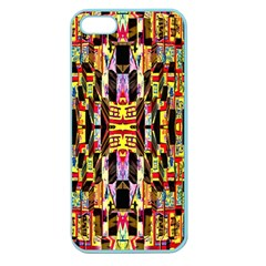 Three D Pie  Apple Seamless Iphone 5 Case (color)