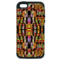 Three D Pie  Apple Iphone 5 Hardshell Case (pc+silicone)
