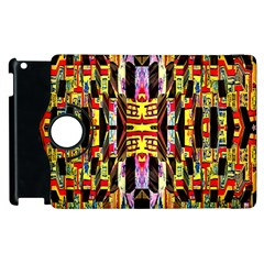 Three D Pie  Apple Ipad 3/4 Flip 360 Case