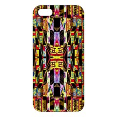 Three D Pie  Apple Iphone 5 Premium Hardshell Case