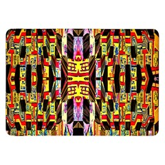 Three D Pie  Samsung Galaxy Tab 8 9  P7300 Flip Case