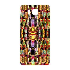 Three D Pie  Samsung Galaxy Alpha Hardshell Back Case