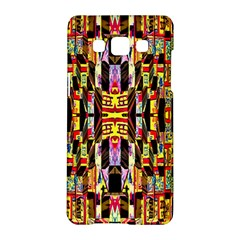 Three D Pie  Samsung Galaxy A5 Hardshell Case