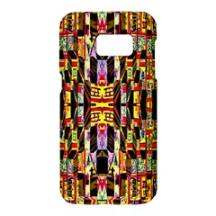 Three D Pie  Samsung Galaxy S7 Hardshell Case