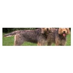 2 Otterhounds Full Satin Scarf (oblong)