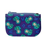 Mermaids and Pants Coin Change Purse Front