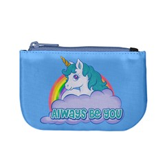 Always Be You Unicorn Coin Change Purse
