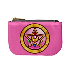 Star Brooch Coin Change Purse