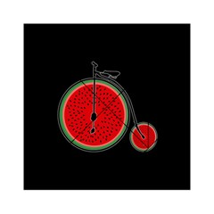 Watermelon Bicycle  Acrylic Tangram Puzzle (6  X 6 )