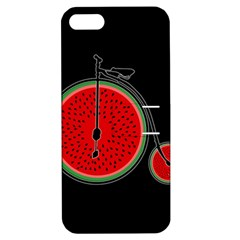 Watermelon Bicycle  Apple Iphone 5 Hardshell Case With Stand