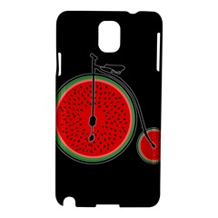 Watermelon Bicycle  Samsung Galaxy Note 3 N9005 Hardshell Case