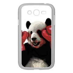 Boxing Panda  Samsung Galaxy Grand Duos I9082 Case (white)