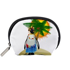 Tropical Penguin Accessory Pouches (small)