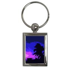 Landscape Key Chains (rectangle)