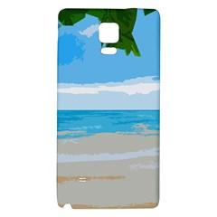 Landscape Galaxy Note 4 Back Case