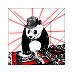 Deejay Panda Acrylic Tangram Puzzle (6  X 6 )