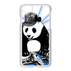 Deejay Panda Apple Iphone 7 Seamless Case (white)