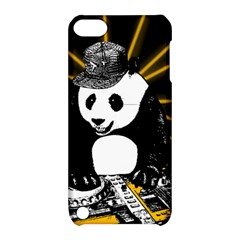 Deejay Panda Apple Ipod Touch 5 Hardshell Case With Stand