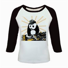 Deejay Panda Kids Baseball Jerseys