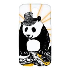 Deejay Panda Samsung Galaxy S4 I9500/i9505 Hardshell Case