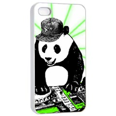 Deejay Panda Apple Iphone 4/4s Seamless Case (white)