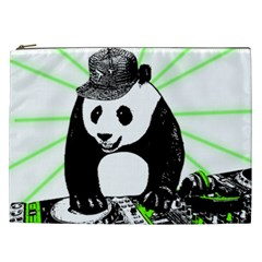 Deejay Panda Cosmetic Bag (xxl)