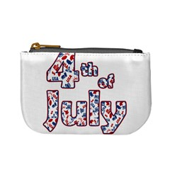 4th Of July Independence Day Mini Coin Purses